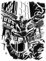 Daredevil sketch by deankotz