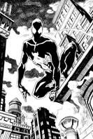 Spider-man by deankotz