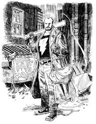 Kevin Matchstick from Matt Wagner's Mage by deankotz
