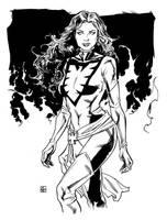 Dark Phoenix by deankotz