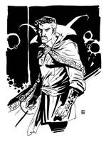 Doctor Strange sketch by deankotz