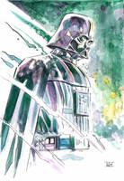 Darth Vader by deankotz