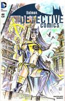 Yellow Lantern Huntress. by deankotz