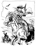 The Two-Gun Kid by deankotz