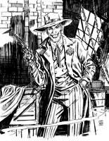 The Joker by deankotz