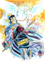 The Black Knight by deankotz