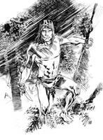 Tarzan by deankotz
