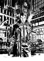 Blade Runner Blues by deankotz