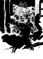 The Shadow by deankotz