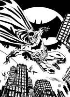 Batman by deankotz
