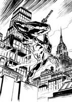 Daredevil commission by deankotz