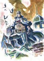 Gotham By Gaslight by deankotz