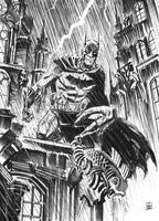 Batman by deankotz