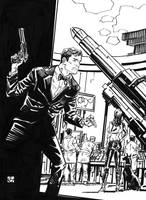 James Bond 007 by deankotz