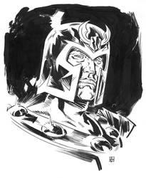 Magneto by deankotz