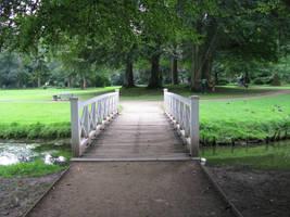 Places 723 bridge by Dreamcatcher-stock