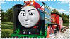Yong Bao the Chinese Engine Stamp by BlueEngineLiz6