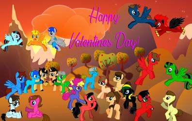 Valentine's Day 2019 by BlueEngineLiz6