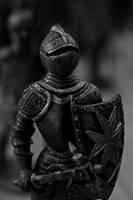 Silver Knight by davidsant