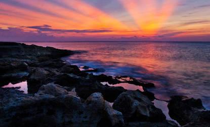 Radiant Sunrise by davidsant