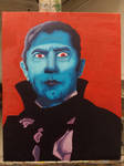 Oil Paint: Dracula by Nuwer-Designs