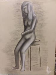 Charcoal Model  by Nuwer-Designs