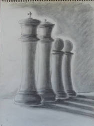 Chess Family  by Nuwer-Designs
