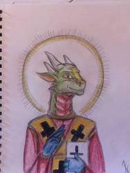 St. Niriclous  by Nuwer-Designs