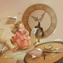 Time by taqiyayaya
