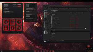 DotA 2 Visual Style Beta by yorgash
