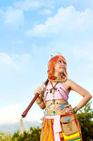 Final Fantasy XIII: Oerba Dia Vanille by JoviClaire