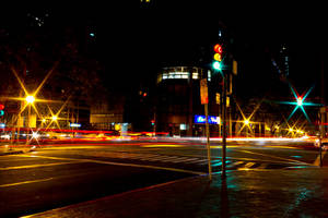 City Lights by JoviClaire