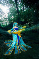 League of Legends: Sona by JoviClaire