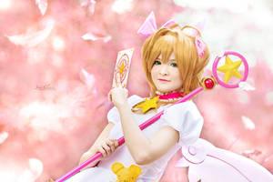 Cardcaptor Sakura: Sakura Kinomoto by JoviClaire