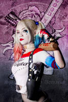 Suicide Squad: Harley by JoviClaire