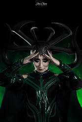 Hela by JoviClaire