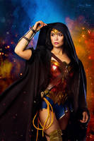Wonder Woman: Diana by JoviClaire