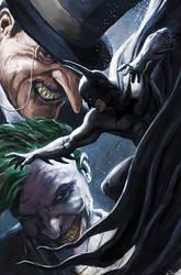 Gotham's Finest by carstenbiernat