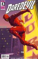 Daredevil Cover by carstenbiernat