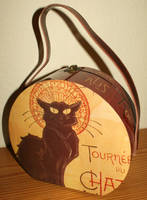 Chat Noir Bag by Bloody-Danish