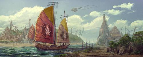 sail by landobaldur