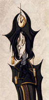 Pendulum Tin by roseandthorn
