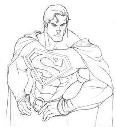 Another Superman by GavinMichelli