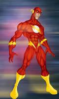 The Flash by GavinMichelli