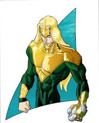 Redesign: Aquaman by GavinMichelli