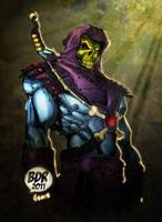 Skeletor by Labguyinwa by GavinMichelli