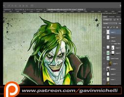 Mishah J Layered PSD by GavinMichelli