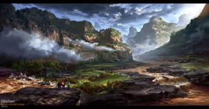 river by gliulian