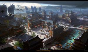 hangzhou by gliulian