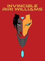Invincible Riri Williams by mauruil